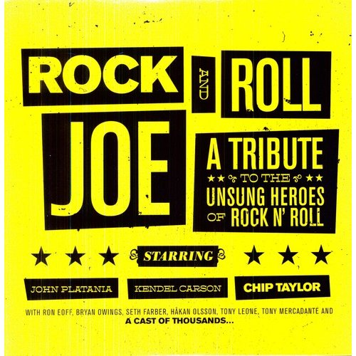 Rock & Roll Joe (Vinyl)