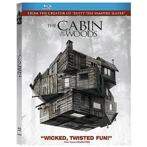The Cabin In The Woods (Blu-ray) (With INSTAWATCH) (Widescreen)