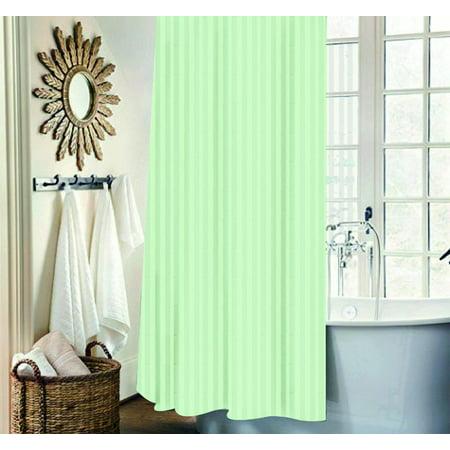 Dainty Home Mist 13-Piece Shower Curtain Set