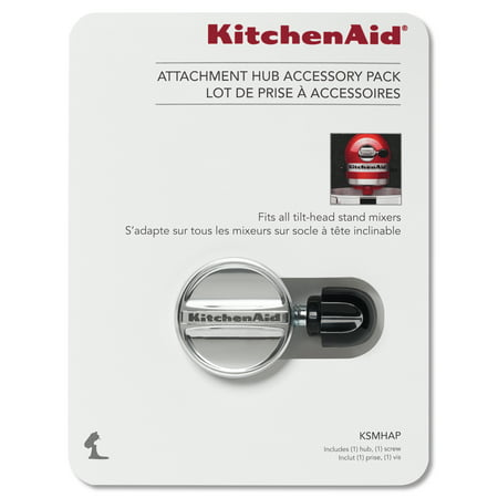 KitchenAid ® Tilt-Head Stand Mixer Attachment Hub Accessory Pack (KSMHAP)