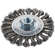 """4""""CABLE TWIST KNOT WHEEL"""