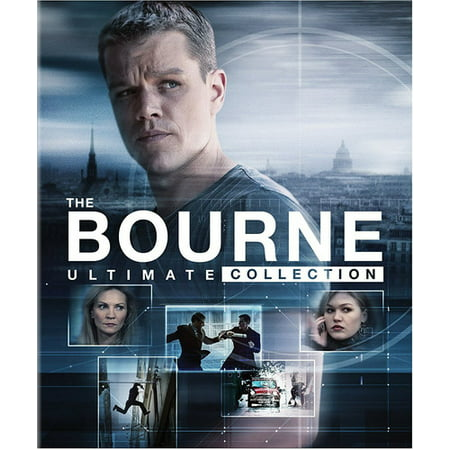 Bourne: The Ultimate Collection (05 Ultimate Collection)