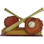 Baseball Magazine Rack / Storage Bin