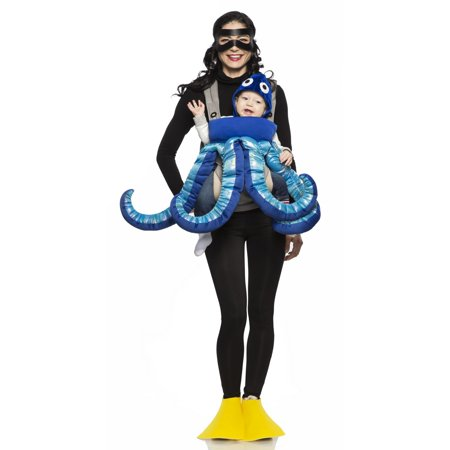 Octopus Costume For Adults (Octopus Baby Carrier Costume)
