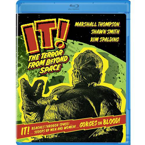 It! The Terror From Beyond Space (Blu-ray) OLIBROF994