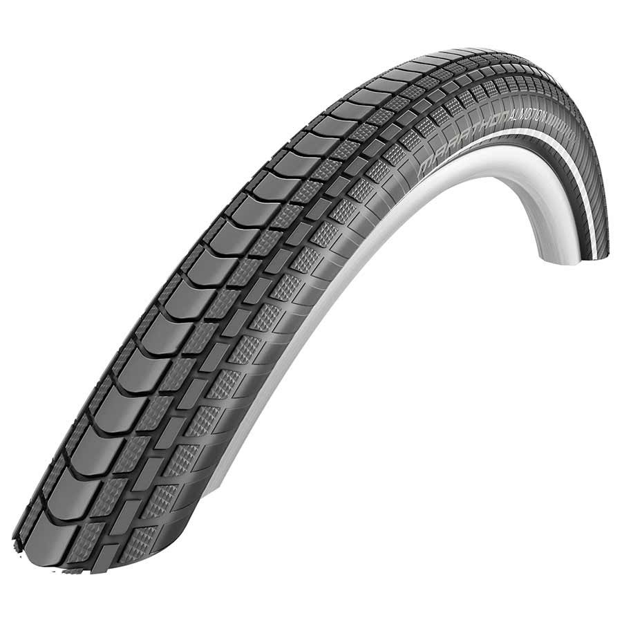 Schwalbe Marathon Almotion Tire, 700x38 Tubeless, Folding Bead with Dynamic Casing and OneStar Compound