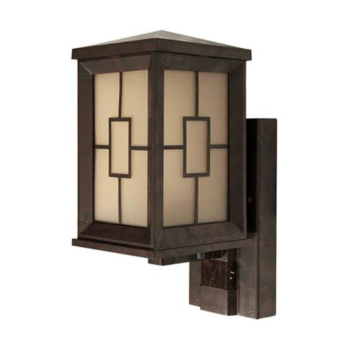 Heath-Zenith Motion Activated 1-Light Outdoor Sconce