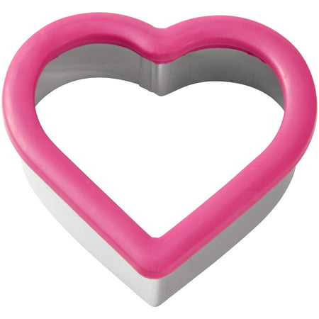 Wilton Heart Comfort Grip Cookie Cutter](Wedding Dress Cookie Cutter)