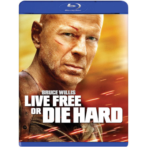 Live Free Or Die Hard (Blu-ray) (Widescreen)
