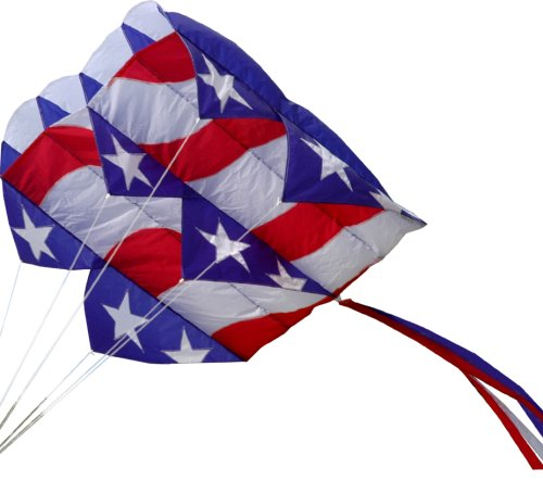 Parafoil 7.5 Kite Patriotic by