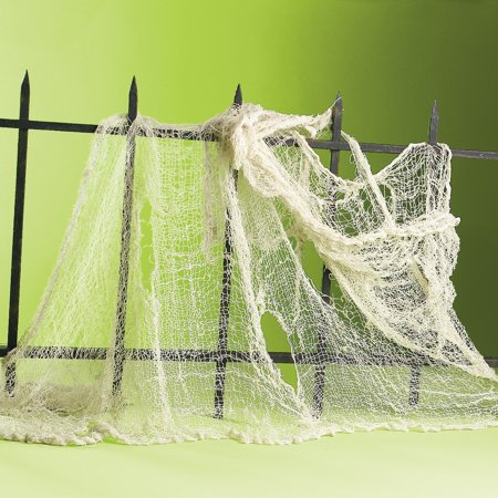 Natural Creepy Cloth - Home Textiles, Create your own horror scene with this natural toiled netting! By Fun (Natural Creepy Cloth)