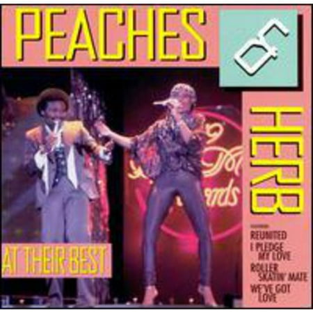 Peaches And Herb: At Their Best