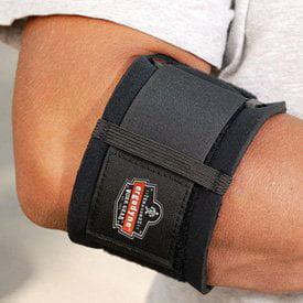 Ergodyne ProFlex 500 Elbow Support, Black, Medium