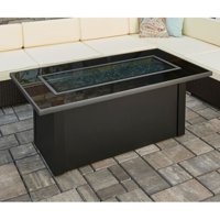 Outdoor GreatRoom Monte Carlo 59.3 in. Fire Table with Free Cover
