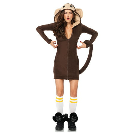 Monkey Costume Women (Cozy Monkey Costume)