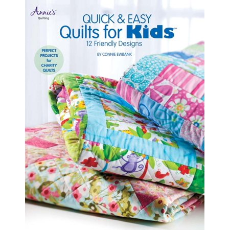 Quick & Easy Quilts for Kids - eBook (Quick And Easy Halloween Treats For Kids)