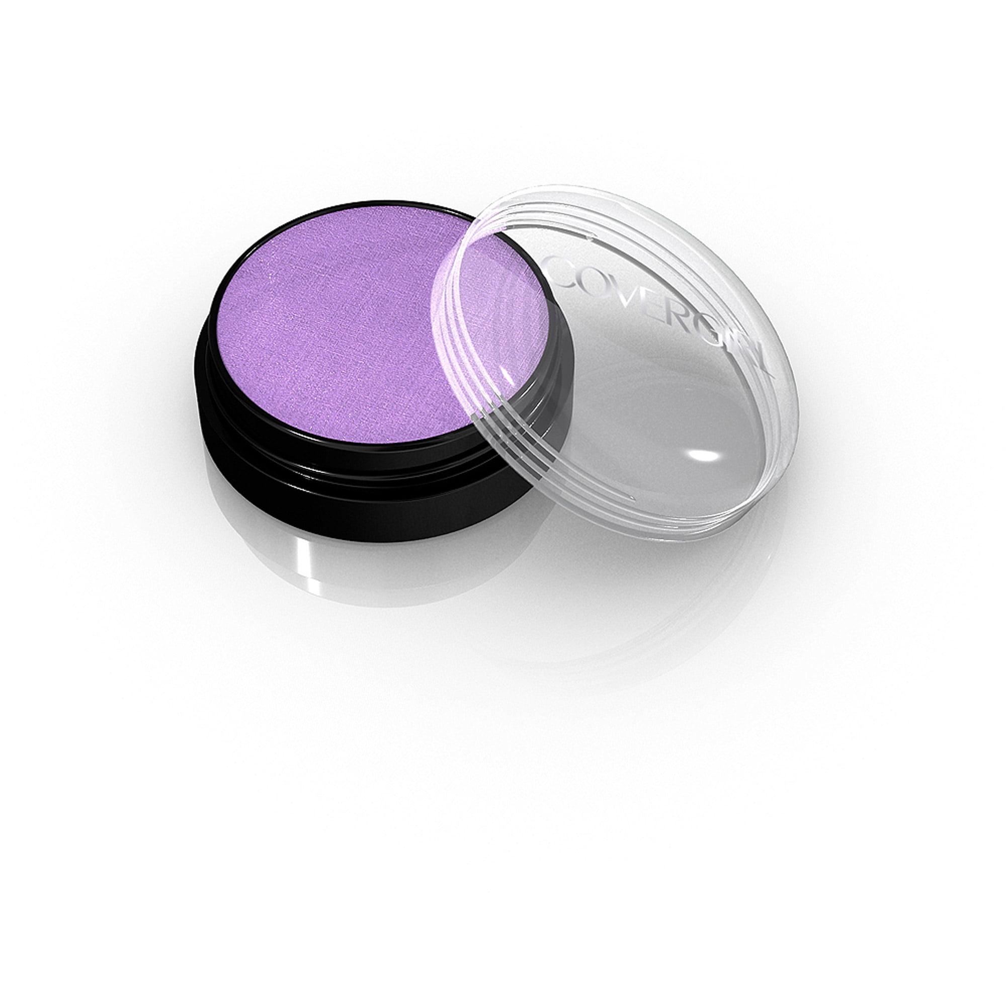 CoverGirl Flamed Out Eye Shadow, 340 Blazing Purple, 0.07 oz