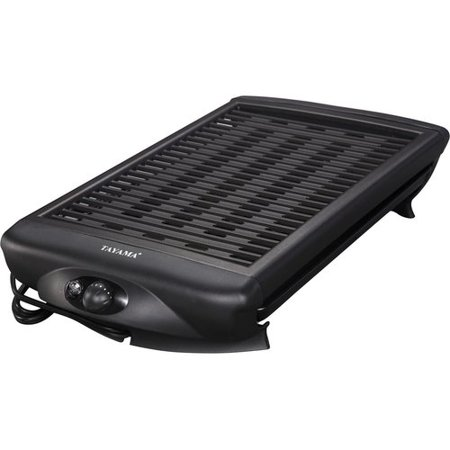 Tayama non stick electric grill for Buro grill et bar