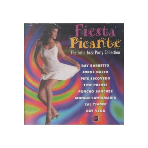 FIESTA PICANTE: LATIN JAZZ PARTY COLLECTION / VAR