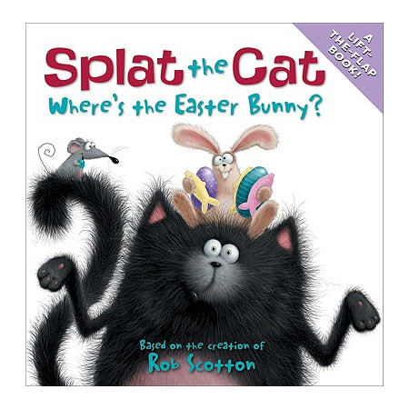 Splat the Cat: Where's the Easter Bunny? ()