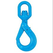 YOKE X-027-07 Self Locking Slip Hook,Alloy Steel,G100