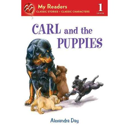 Carl and the Puppies by