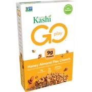 Kashi GOLEAN, Breakfast Cereal, Honey Almond Flax Crunch, 14 Oz