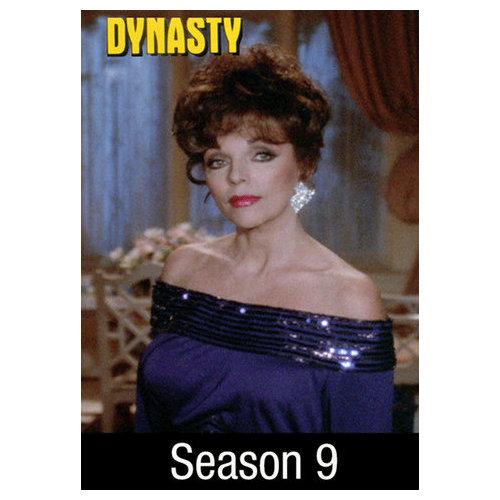 Dynasty: Virginia Reels (Season 9: Ep. 13) (1989)