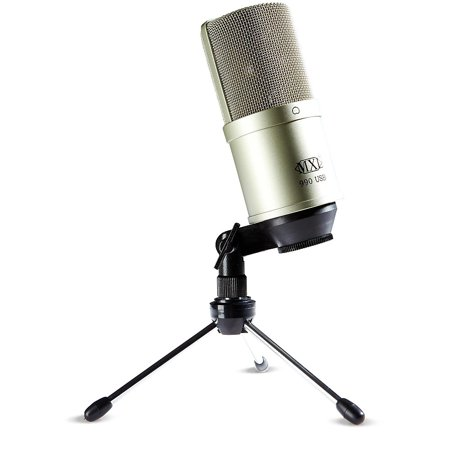 MXL 990 USB Powered Condenser Microphone (Powered Condenser Microphone)