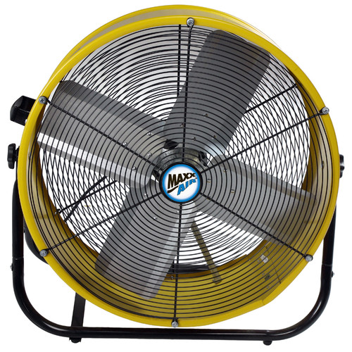 MaxxAir High Velocity Floor Fan