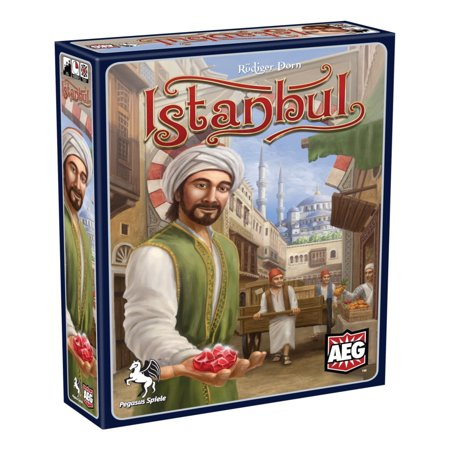 Alderac Entertainment Group (AEG) Instanbul Base Board Game](Halloween Small Group Games)