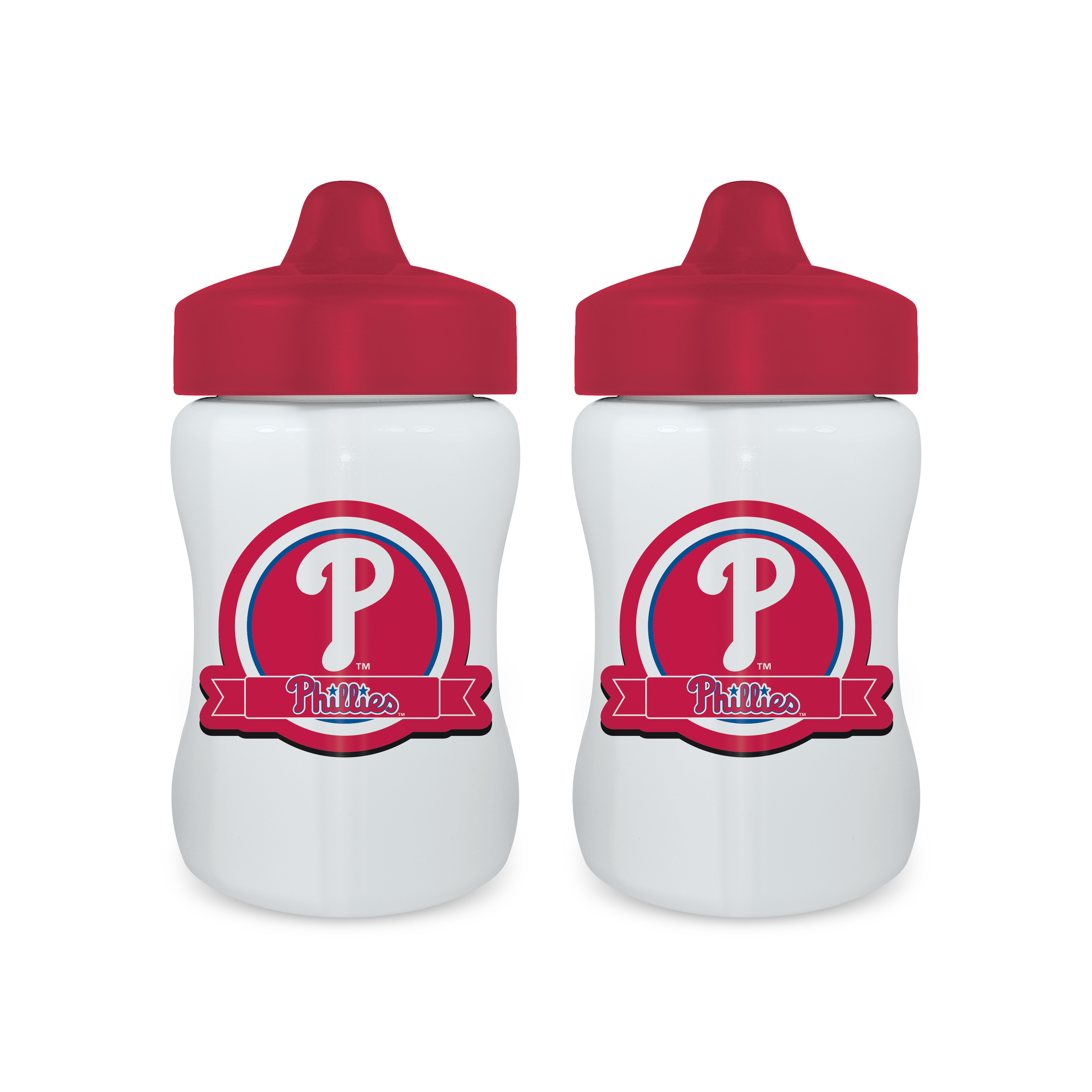 MLB Philadelphia Phillies 2-Pack Sippy Cups