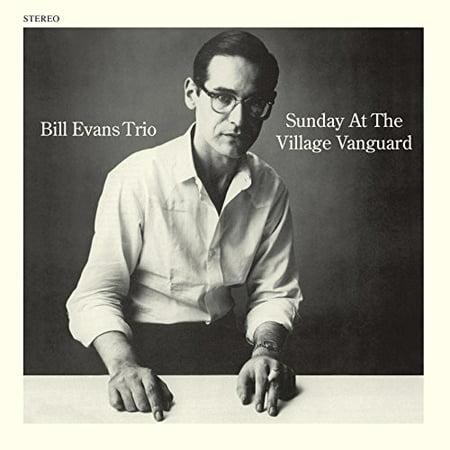 Sunday At The Village Vanguard (Vinyl) (Remaster) (Limited (Bill Evans Live At The Village Vanguard)