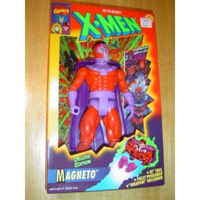 Marvel Comics X-Men Magneto 10 Deluxe Action Figure by