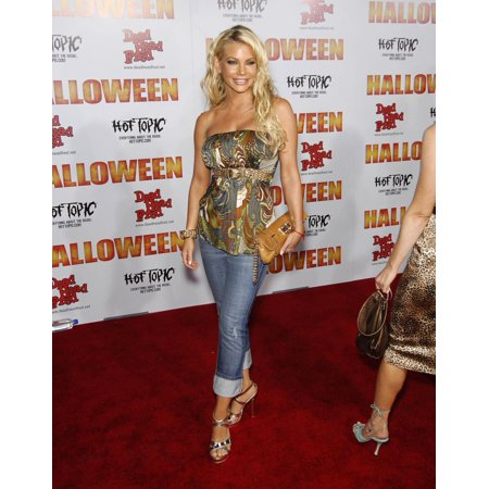 Gabrielle Tuit At Arrivals For Premiere Of Rob ZombieS Halloween GraumanS Chinese Theatre Los Angeles Ca August 23 2007 Photo By Michael GermanaEverett Collection Celebrity](Halloween Ii Rob Zombie Cast)