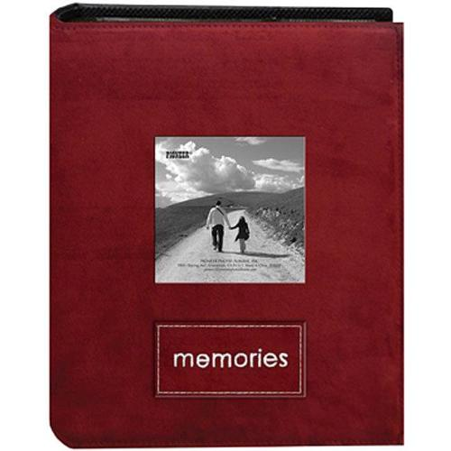Pioneer Photo Albums Pioneer Photo 4x6 Faux Suede Albums (Pack of 2)