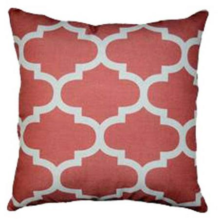 Mainstays Fretwork Decorative Pillow Walmart Interesting Fretwork Decorative Pillow