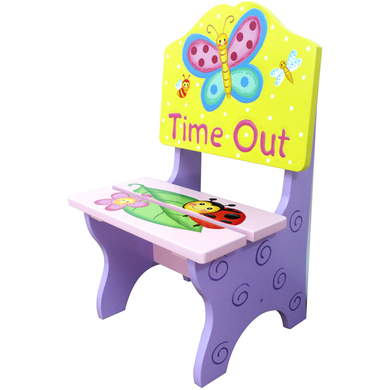 Fantasy Fields Magic Garden Time Out Chair
