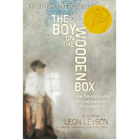 The Boy on the Wooden Box: How the Impossible Became Possible....on Schindler's List (Paperback) (The Boy On The Wooden Box)