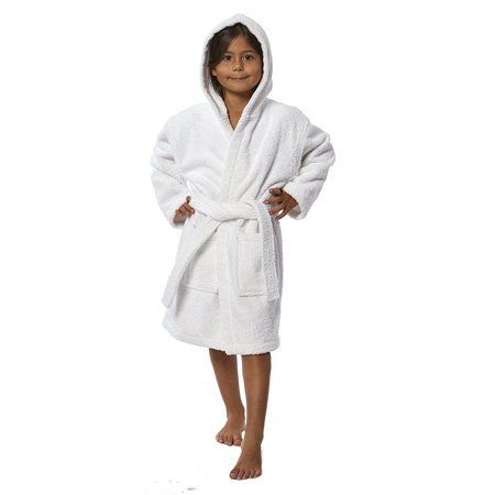 TurkishTowels Parador Hooded Terry Kids Bath Robe 217aadcfd