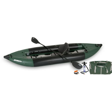 Sea Eagle 350fx Inflatable Fishing Explorer Kayak Pro Solo