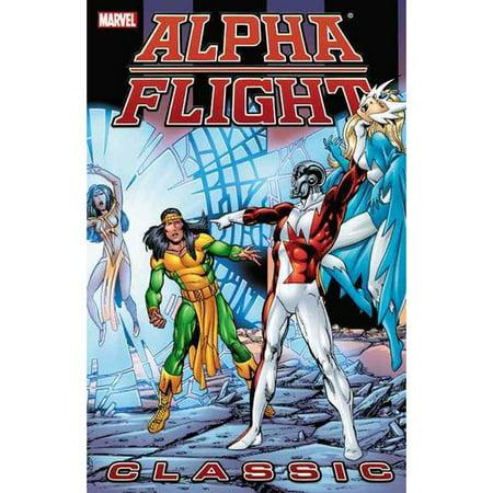 Alpha Flight Classic 3