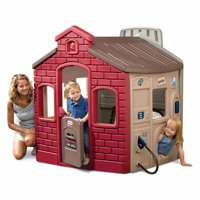 Little Tikes Town Playhouse, Features Market, Gas Station, and Sports Center