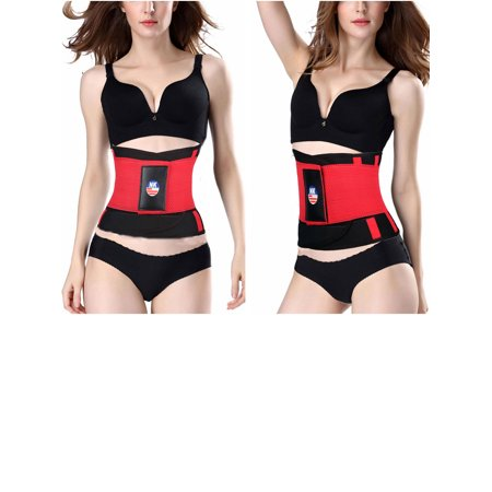 ae702b8a047 Womens Waist Trainer Corset Shapewear Slimming Sports For Back Support Workout  Waist Trimmer Cincher Ab Belt Postpartum Girdle Hourglass Body Shaper ...