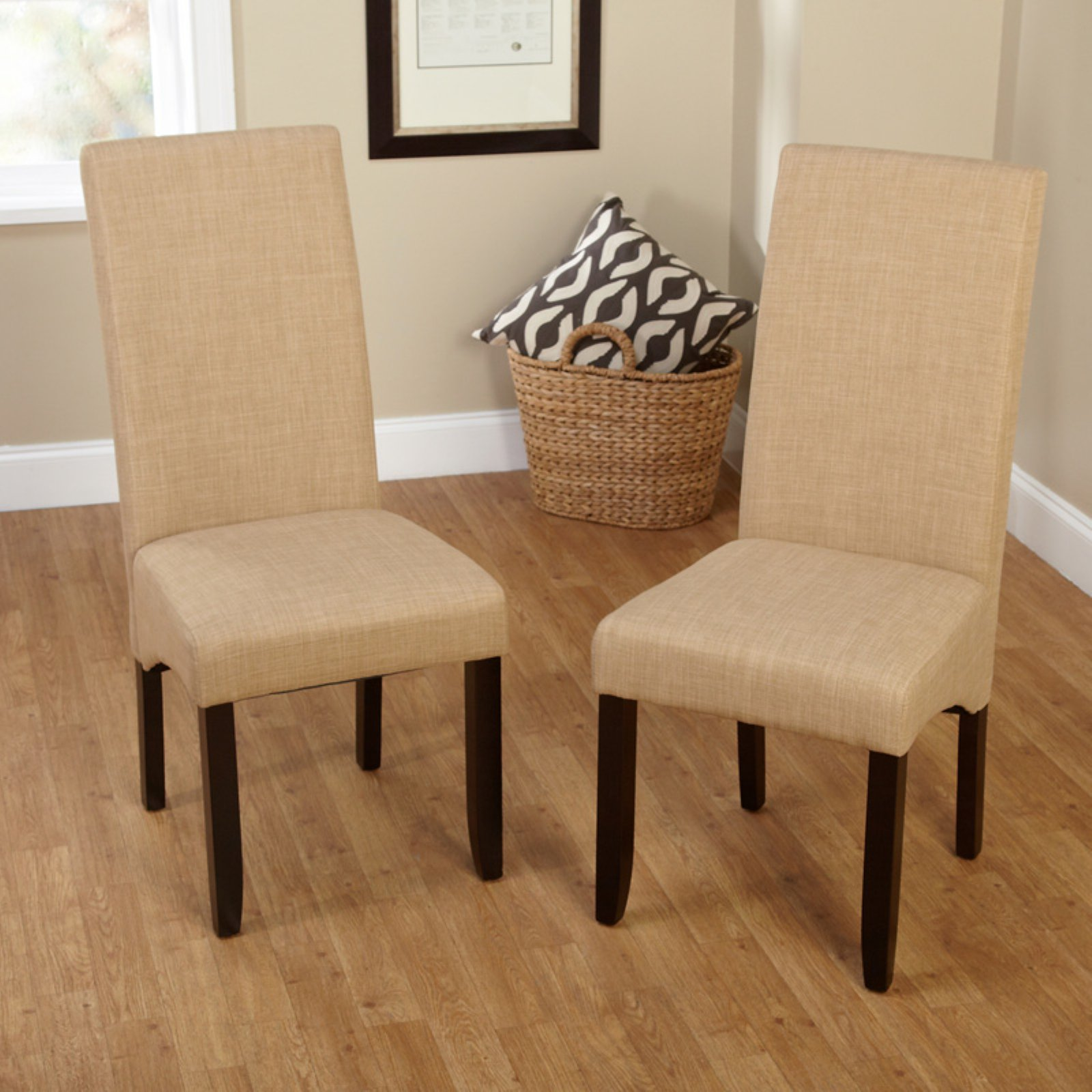 Target Marketing Systems Layla Parson Chair - Set of 2