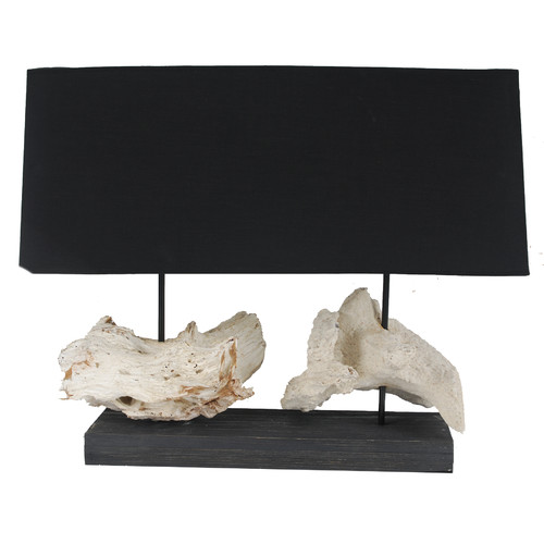 "Image of A Home 23.8"" Table Lamp"