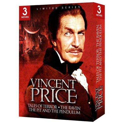 Vincent Price: Tales Of Terror / The Raven / The Pit And The Pendulum