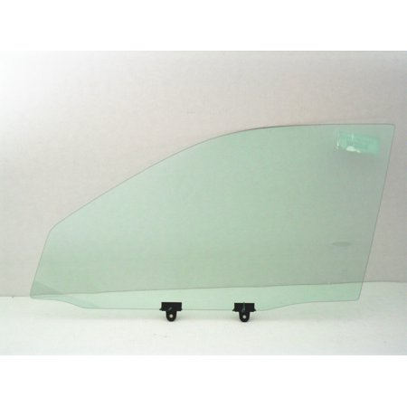 Toyota Corolla Left Door - For 1993-1997 Toyota Corolla 4 Door Sedan & Hatchback Driver/Left Side Front Door Window Replacement Glass