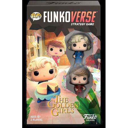 Funko Games: Pop! Funkoverse - The Golden Girls 100 - 2 Pack