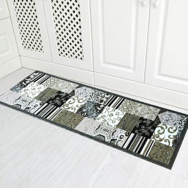 Kitchen Rug Non Skid Runner Kitchen Mat Non Slip Rug For Kitchen Floor With